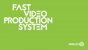 WebClip2Go-video-production-system